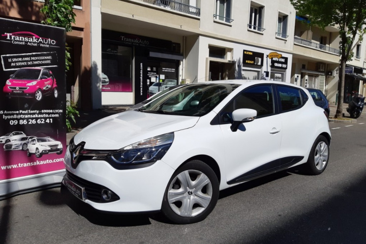 RENAULT CLIO IV ESTATE BUSINESS